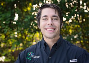Luke Mancuso joins R.S. Walsh Landscaping